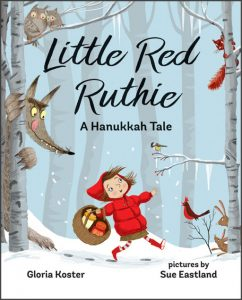 Little Red Ruthie A Hanukkah Tale cover image