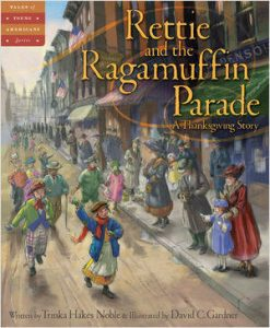 Cover image from Rettie and the Ragamuffin Parade