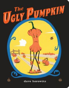 Cover image The Ugly Pumpkin by Dave Horowitz