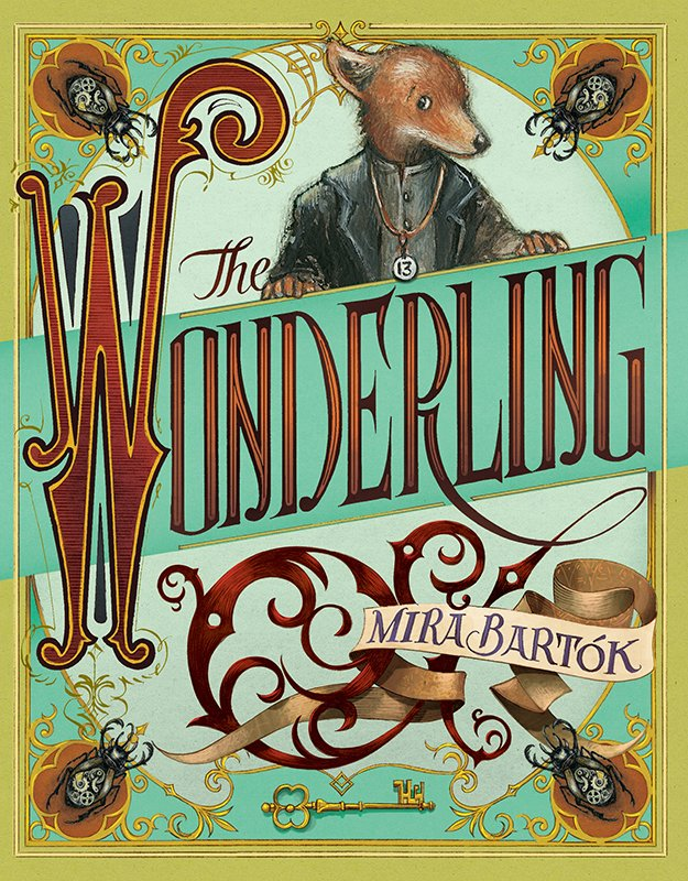 The Wonderling by Mira Bartok cover image