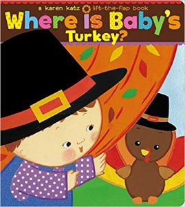 Cover image Where is Baby's Turkey by Karen Katz