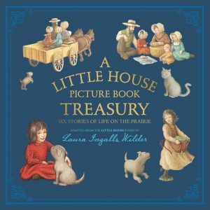 A Little House Picture Book Treasury cover image
