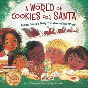 A World of Cookies for Santa cover image