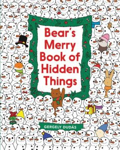 Bear's Merry Book of Hidden Things cover image