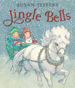 Susan Jeffers Jingle Bells cover image