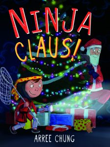 Ninja Claus book cover image