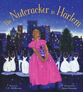 The Nutcracker in Harlem book cover image
