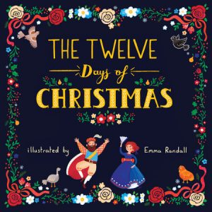 The Twelve Days of Christmas by Emma Randall cover image