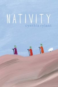 Nativity by Cynthia Rylant Cover Image