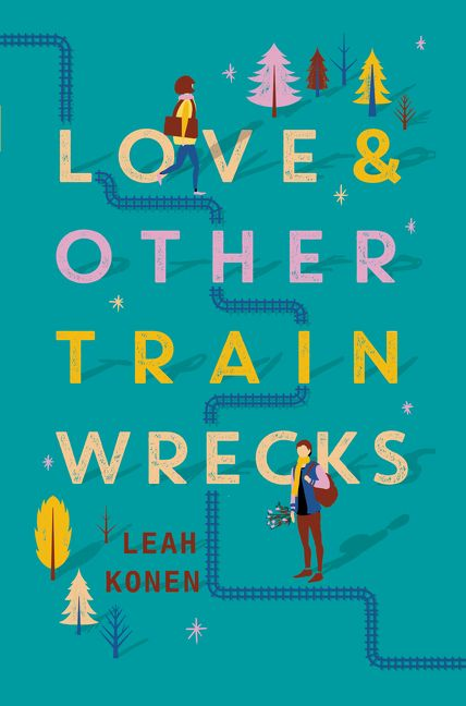 Cover art for Love & Other Train Wrecks