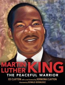Cover image of Martin Luther King from Martin Luther King: The Peaceful Warrior