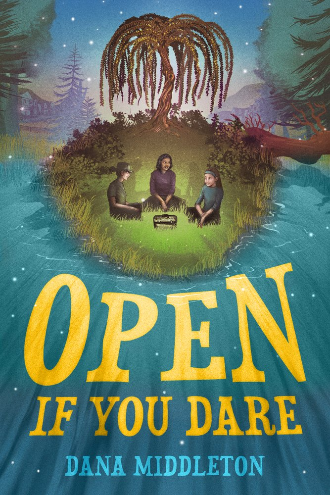 Open if You Dare by Dana Middleton cover image
