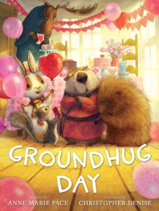 Should I Stay or Should I Go? Groundhug Day by Anne Marie Pace