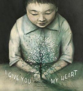 Cover image of young boy from I GIVE YOU MY HEART