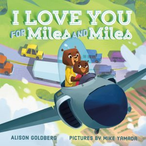 Cover image from I Love You for Miles and Miles