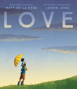 Cover image from LOVE