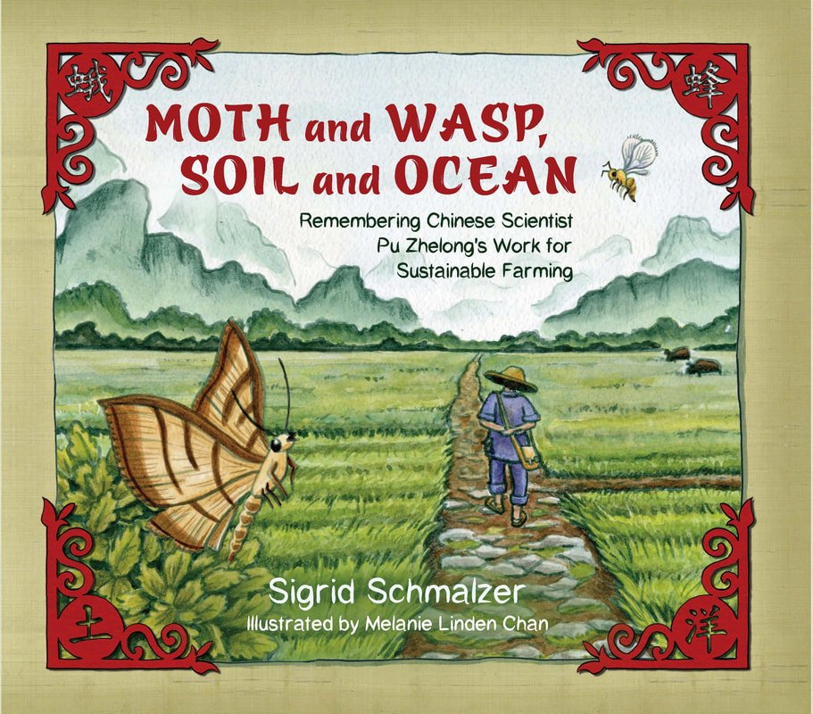 Moth and Wasp, Soil and Ocean cover image