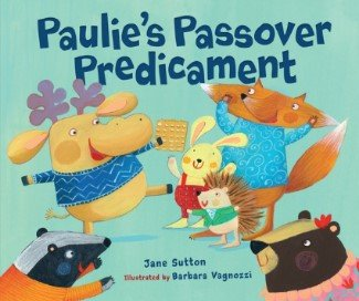 Cover art for Paulie's Passover Predicament