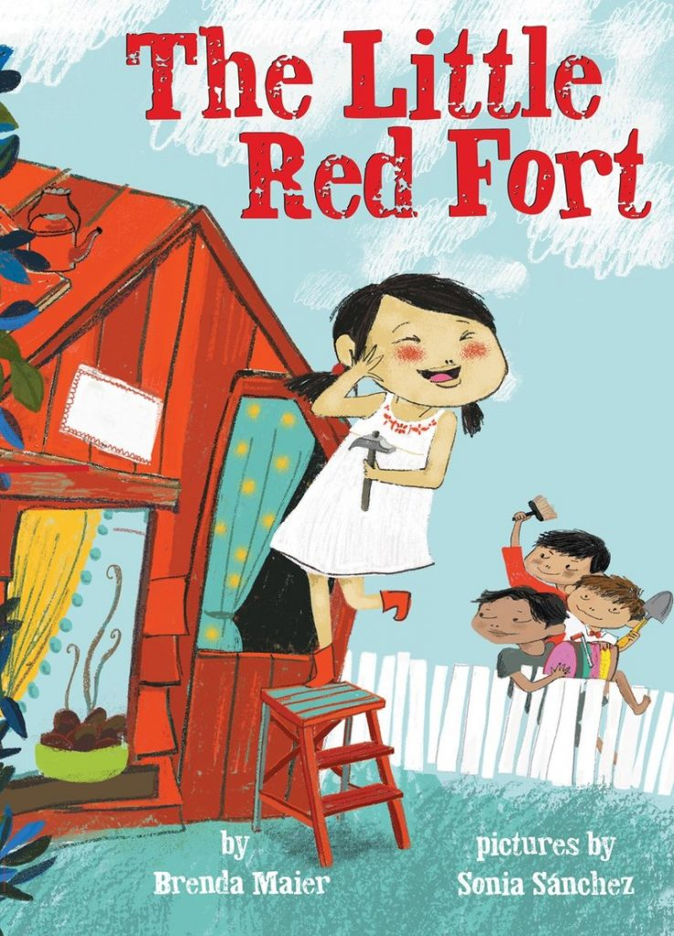 Cover art from The Little Red Fort