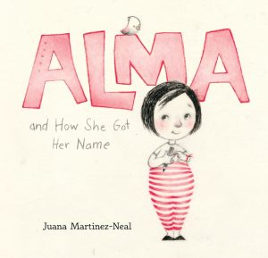 Cover art for Alma and How She Got Her Name