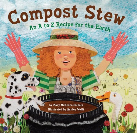 Compost Stew book cover illustration