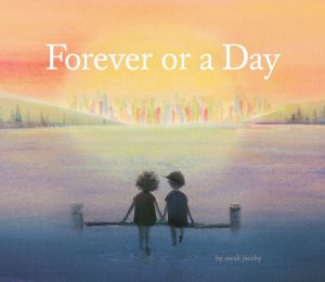Forever or a Day cover illustration by Susan Jacoby