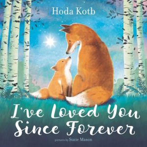 I've Loved You Since Forever cover illustration