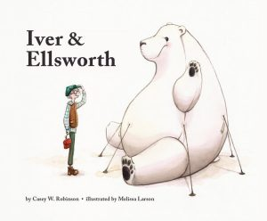 Iver & Ellsworth cover illustration