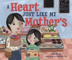 A Heart Just Like My Mother's cover illustration