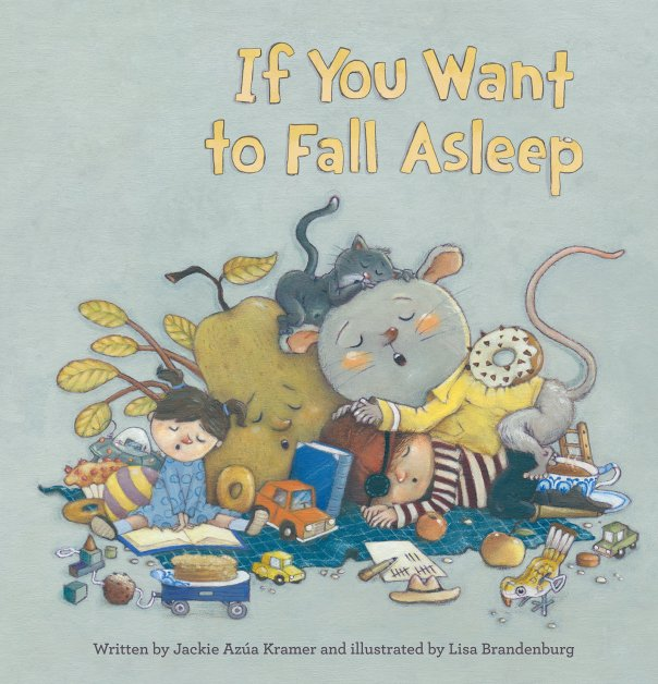 Cover illustration for If You Want to Fall Asleep