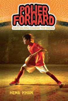 Cover photo from Power Forward by Hena Khan