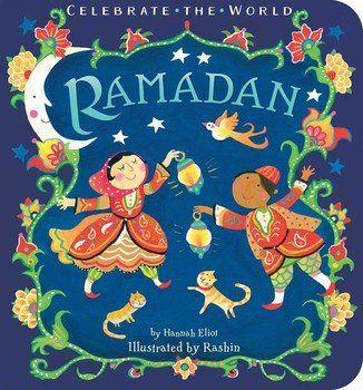 Ramadan book cover art