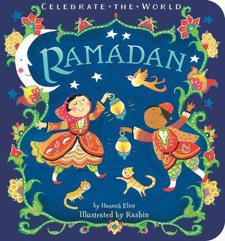 Ramadan book cover art