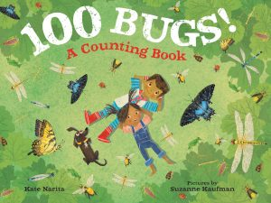 100 Bugs: A Counting Book by Kate Narita cover art