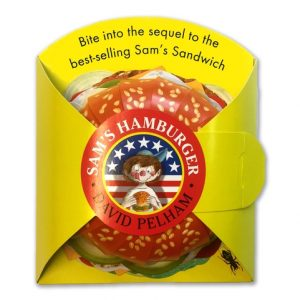 Sam's Hamburger cover artwork