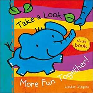Cover art from Take a Look: More Fun Together! by Liesbet Slegers