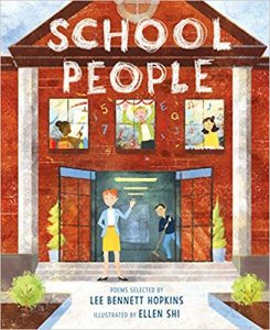 School People book cover art