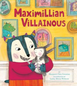 cover art from Maximillian Villainous
