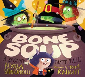 Bone Soup cover illustration