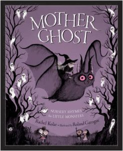 Mother Ghost cover illustration