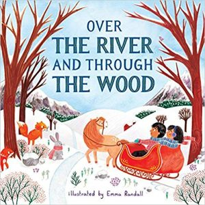 Over The River and Through the Wood by Emma Randall cvr art
