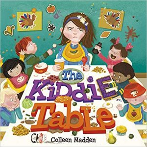 The Kiddie Table by Colleen Madden cover art