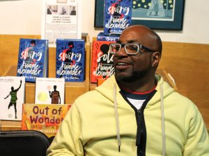 Author Kwame Alexander