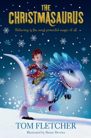 cover art from The Christmasaurus