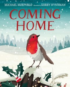 Coming Home book cover artwork