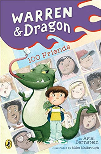cover art from Warren & Dragon 100 Friends Book 1