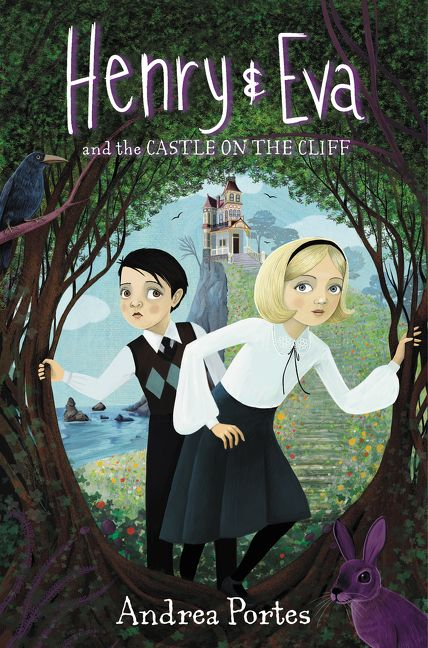 Henry & Eva and the Castle on the Cliff cover art