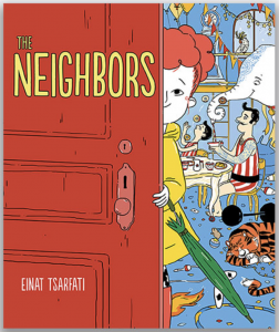 The Neighbors by Einat Tsarfati book cover