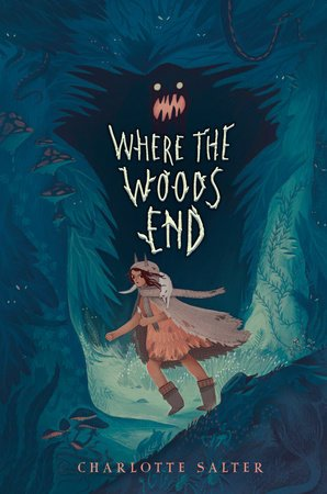 Where The Woods end book cover art
