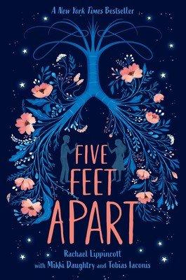 Five Feet Apart book cover art